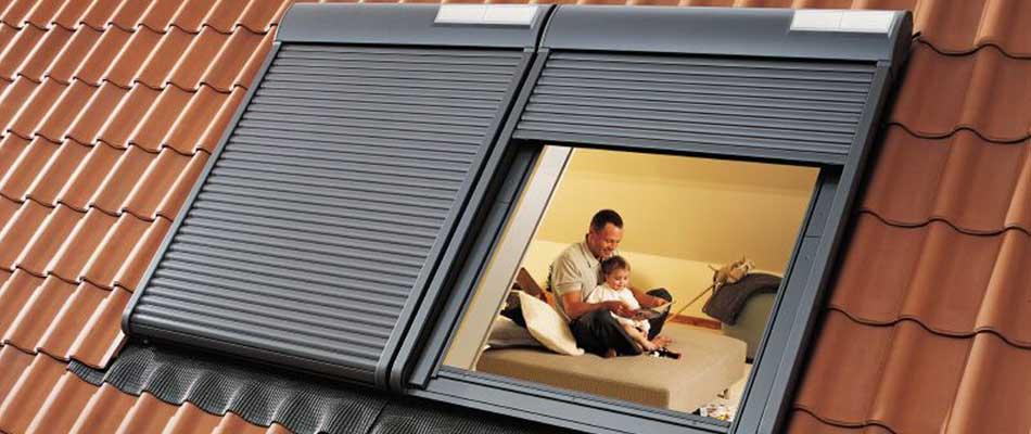 Dakraam rolluiken dakramen rolluik tegen scherpe prijzen - Veranda met dakraam ...
